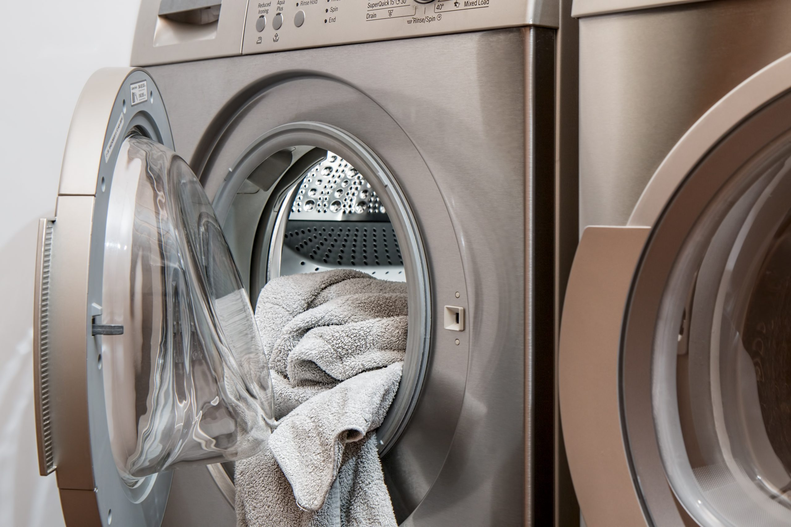Washers are just one of a few appliances you could be saving energy and money by using.